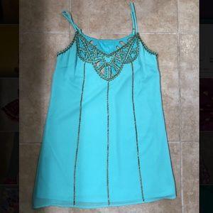 Ark & Co beaded dress